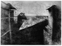 Première Photo de l'histoire 1826
