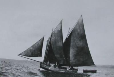 Flambart la marie 1928 chantier sibiril de carantec
