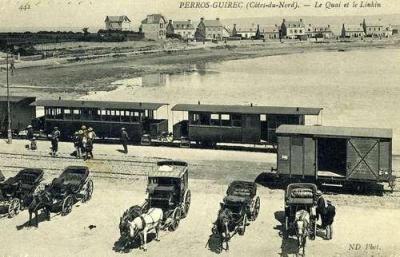 Gare de Perros-Guirec
