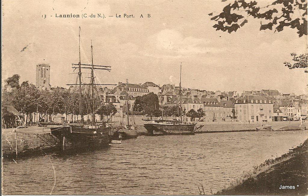 LANNION 1900